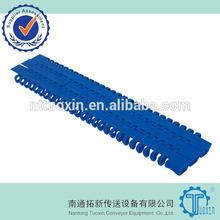 1100 Flat Top Plastic Modular Conveyor Belt
