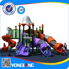 Outdoor kids play equipment
