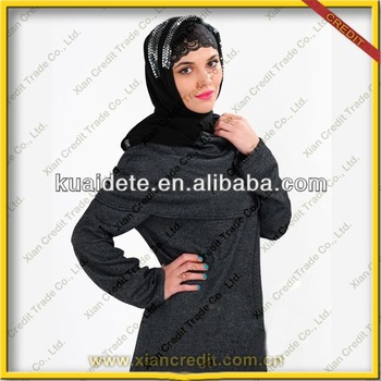 2013 Latest Design Women Jubah Abaya Muslim, View Women Jubah, KJ
