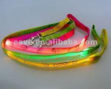 L Size LED Dog Leash Flashing 1pc/opp bag LED007