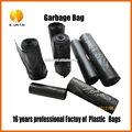 100% virgem de plástico pe sacos de lixo em rolo