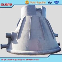 cast steel iron cinder ladle