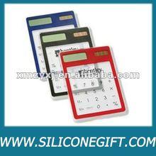 fashion solar touch colorful calculator
