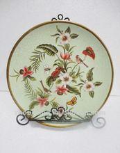 Vintage Flower Decoration Ceramic Item