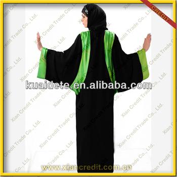 2015 New Model Abaya Dubai for Women