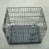 Hot selling galvanized dog cage dog carrier IN-M031