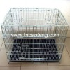 New style galvanized dog crates IN-M034