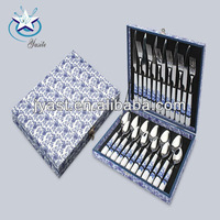 24 Pcs Ceramic Tableware Set