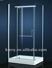 Rectangle Hinged Eclosed Shower Cubicle Sizes (KK3029)