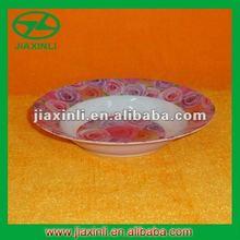 Curve Melamine Plate