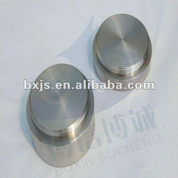 more purity 99.5% Tubular rotating zirconium targets