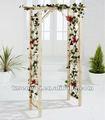 De jardín de madera del arco, bóvedas de jardín, arco de jardín con valla