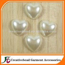 heart pearl gem