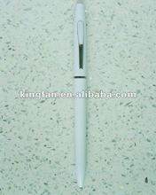 plastic clip hotel ball pen