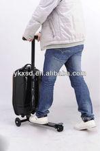 PC+ABS Column Bar trolley luggage