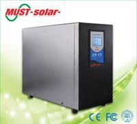 <MUST Solar>smart Long backup sine wave 3000VA line interactive UPS