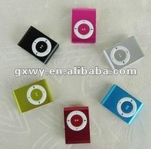 2012 New Design Mini mp3 music player