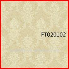 damask wallpaper/arabic design/elegant for house decoration