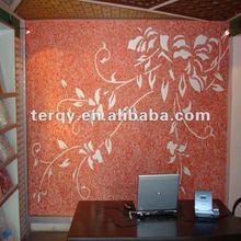 liquid wall covering/wall paper texture flexible DIY paint