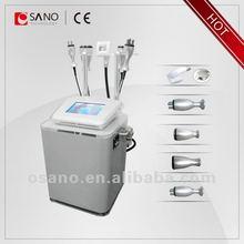 King of cavi lipo machine! Super body Sculptor (cryolipolysis+RF+vacuum+40K ultrasonic)Weight Loss Equipment