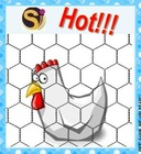 hexagonal wire cage low price factory used chicken mesh