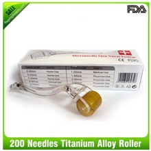 pigmentation reduction 200 cosmetic needle dns roller