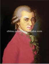 Classical European People Oil Painting