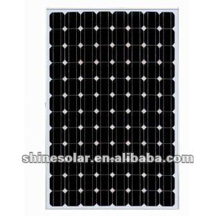 solar energy system 70 watt mono solar panel for home