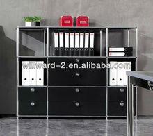 Modular furniture supplier office filing cabinet