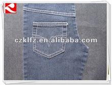 fashion spandex material denim kl-433#