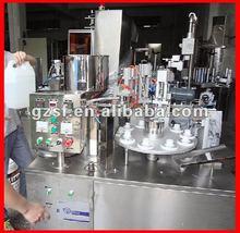 manual laminated tube filler&sealer for gel face&body--Guangzhou Shaofeng Mechanical Device Co.,Ltd