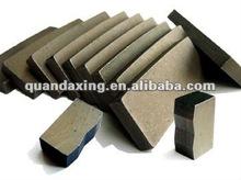 Diamond saw blade tip for sandstone,basalt