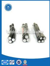ABC Cable/Aluminium Conductor ASTM B230,B231,B232,B399,ICEA S-76-474