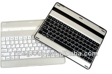 Aluminum Wireless Bluetooth Keyboard Stand Dock Case Cover For Apple iPad Air 5