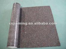 À prova d ' água lavável não tecido / tecido não tecido geotêxtil filtro tecido / tapete pe
