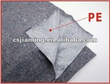 recycled laminated nonwoven rolls/ non woven needle punch carpet/car painters/polyethylene spunbond
