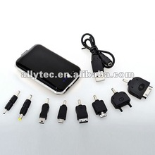 2012 Newest ! Universal Portable Battery Charger For Digital Device