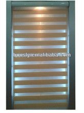 Motorized/electric/mechanical Zebra roller blinds/curtains