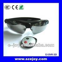 Resolution 1280*720 (HD) high definition video glasses (EJ-DVR-32I)