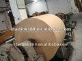 refinar de papel kraft marrón