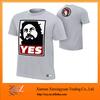 Mens Printed Dri Fitted Tshirts Wholesale 2014