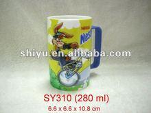 puzzle Nesquick cup