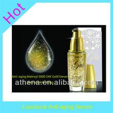 Anti-aging Matrixyl 3000 24K Gold Serum