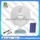 12V Solar DC table fan, Solar Powered Fan with Oscillating