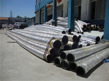 Rubber Oil / Fuel suction discharge hose 6inch Middle East market