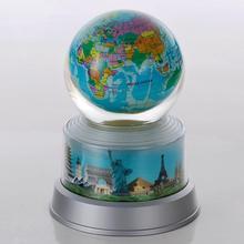 LED magnetic levitation floating globe Decoration