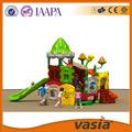 Al aire libre kid's castillo jugar, zona de juegos al aire libre para la venta