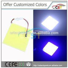 Dome Bulb LED Car COB Festoon T10 W5W 5W Panel Reading Interior Light/festoon bulb 12v 5w car accessory