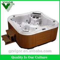 joyspa outdoor sexy bathtub /Joyspa New-design fashional massage hot tube