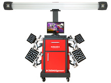high accuracy 3d wheel alignment machine, john bean wheel alignment